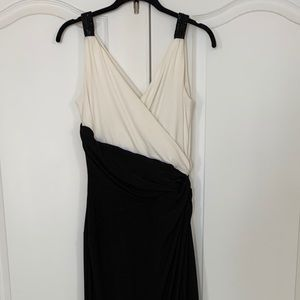 Full length evening gown